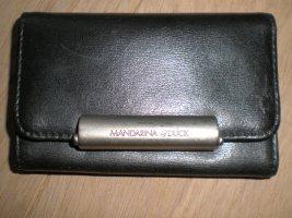 Mandarina Duck Etui voor sleutels zwart