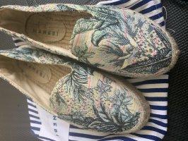 Manebi Espadrille sandalen veelkleurig