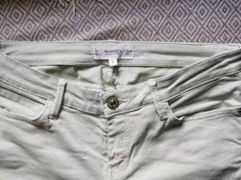 MANGO 7/8 Skinny Jeans
