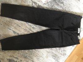 Mango Hoge taille jeans zwart