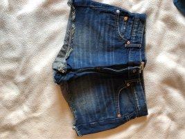Mango Denim Shorts