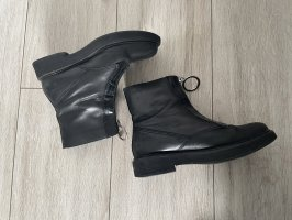 Mango Short Boots black