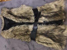 Mango faux fur west
