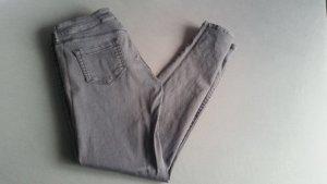 Mango Tube Jeans grey