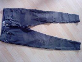 Mango Jeans grau Skinny 40