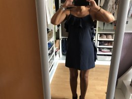 Mango Kleid mit Volant Neu
