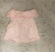Mango Hauts épaule nues rose clair