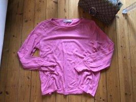 Mango Pullover Rosa Strickpullover Knit