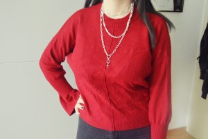 Mango roter Pullover gr.M