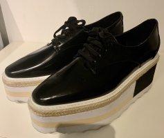 Mango schwarze Schuhe in 40
