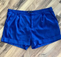 Mango Shorts Royal blau 40