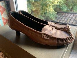 Mania Loafer marrone-marrone chiaro