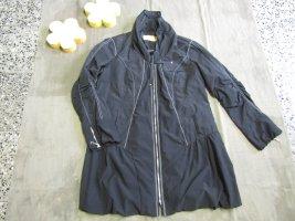 Biba Short Coat black polyester