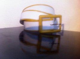 Manufactur-Gürtel, Leder SUPER fein, M, made in Florence, #designergü.