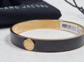 Marc by Marc Jacobs Bracelet noir-doré métal