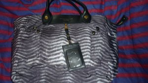 Marc by Marc Jacobs Handtasche XL Shopper Zebra
