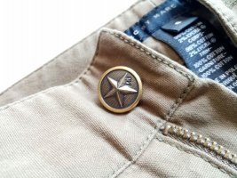 Marc by Marc Jacobs Shorts L Größe 8 /38 Military Style