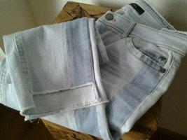 Marc Cain Jeans elasticizzati blu pallido Cotone