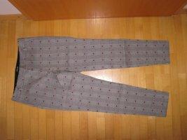 Marc Cain Chinos grey-salmon cotton