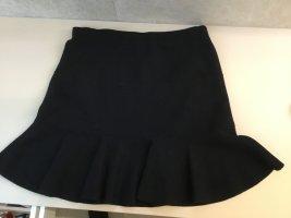 Marc Cain Jupe évasée noir laine
