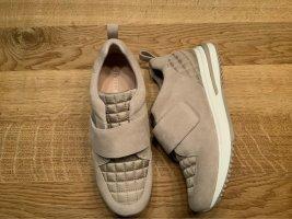 MARCCAIN Basket hook-and-loop fastener gris clair
