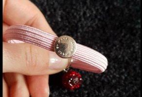 Marc Jacobs Bracelet dark red-pink