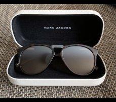 Marc Jacobs Okulary brązowy-złoto