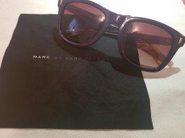 Marc Jacobs Occhiale da sole spigoloso lilla