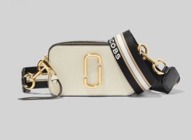 Marc Jacobs Crossbody bag beige