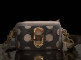Marc Jacobs Crossbody bag silver-colored