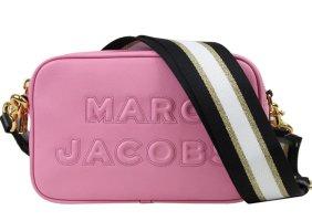 Marc Jacobs Gekruiste tas roze Leer