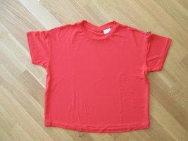 Marc O´Polo Basic-Shirt in knalligem Rot