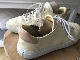 Campus by Marc O'Polo Lace-Up Sneaker natural white-cream leather