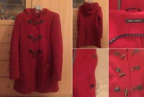Marc O'Polo Abrigo corto rojo