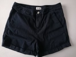 Marc O'Polo DENIM Hot pants blu scuro-blu