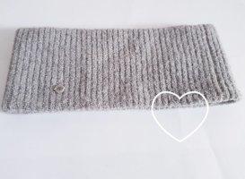 Marc O'Polo Cache-oreilles argenté laine alpaga