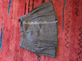 Marc O'Polo Plaid Skirt brown