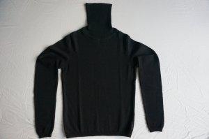 Marc O'Polo Rollkragenpullover schwarz, Gr. XS (M E R I N O Wolle)