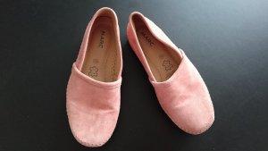 Marc Shoes Slipper Mokassins Schuhe 36 rosa