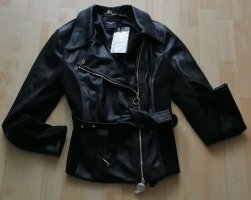 Guess by Marciano Faux Leather Jacket black