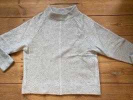 Marco Polo Polarowy sweter jasnoszary