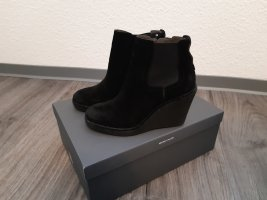 Campus by Marc O'Polo Platform Booties black