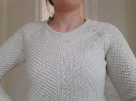 Marc O'Polo Jersey de lana blanco Algodón