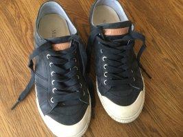 Marco Polo Sneaker, Leder,  Gr. 39, Top