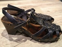 Marco Tozzi Strapped Sandals black