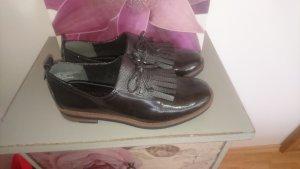 Marco Tozzi Pantofola grigio scuro