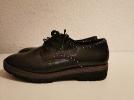 marco Tozzi schwarze Schuhe