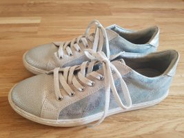 Marco Tozzi Sneaker silber metallic 37