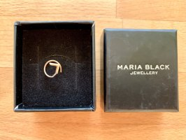 MARIA BLACK twirl Ohrring rosegold