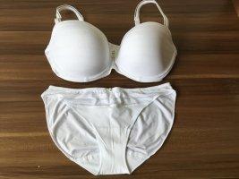 Marie Jo Ensemble de lingerie blanc tissu mixte